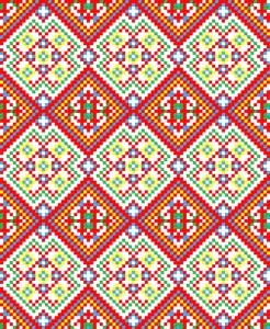 Украинские вышивки - 6