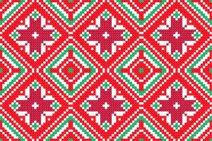 Украинские вышивки - 8