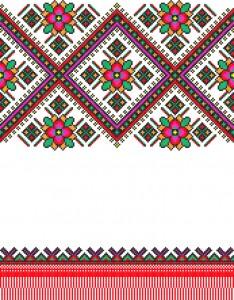 Украинские вышивки - 10